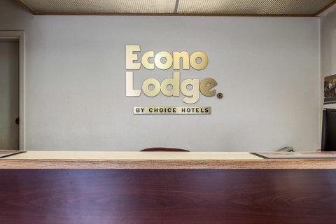 Econo Lodge Wenatchee - Lobby