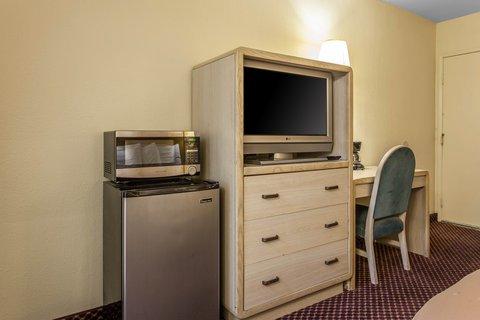 Econo Lodge Wenatchee - Guest room