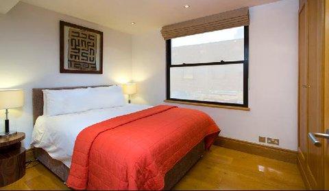 Oakwood at Great Suffolk Street - Bedroom