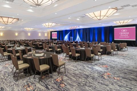 Marriott Charlotte Executive Park Hotel - Grand Ballroom