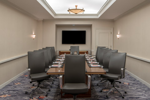 Marriott Charlotte Executive Park Hotel - Board Room