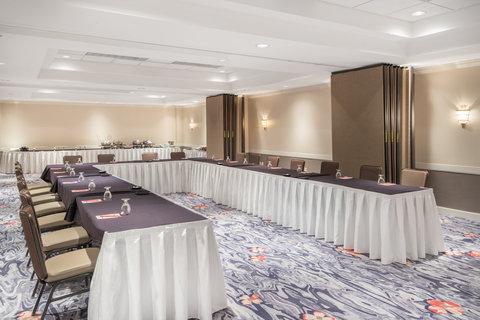 Marriott Charlotte Executive Park Hotel - Azalea Dogwood and Magnolia Room