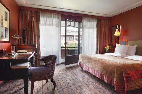 日内瓦香格里拉酒店及温泉 - Executive Room