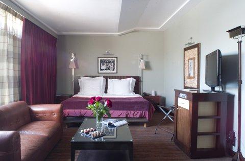 日内瓦香格里拉酒店及温泉 - Junior Suite