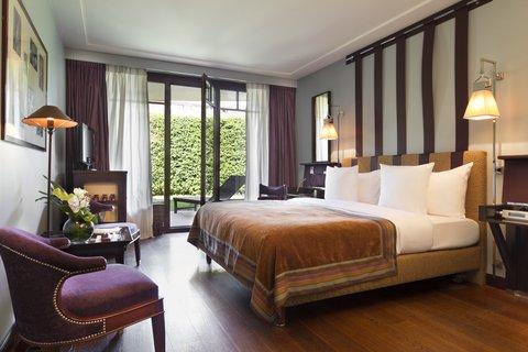 日内瓦香格里拉酒店及温泉 - Superior Room