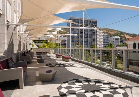 African Pride 15 on Orange Hotel - Hotel Views