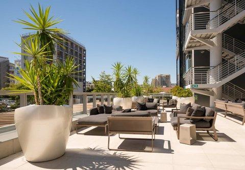 African Pride 15 on Orange Hotel - Murano Bar - Outdoor Terrace