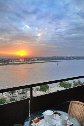 هوليداي إن القاهرة المعادي - View From Room