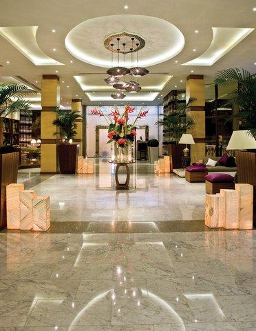 هوليداي إن القاهرة المعادي - The Lobby of Holiday Inn Cairo Maadi Hotel