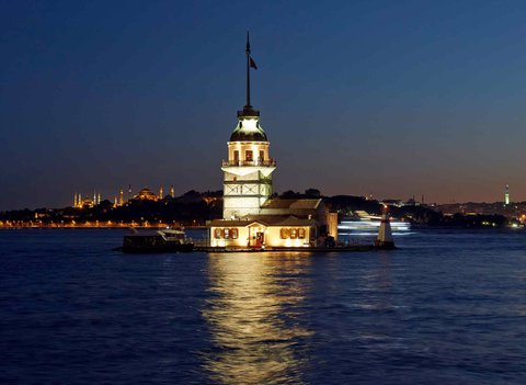 ميركيور اسطنبول تقسيم - Other