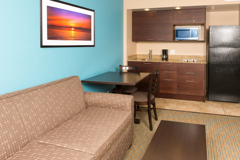 Holiday Inn Resort DAYTONA BEACH OCEANFRONT - Enjoy a full kitchen and living area in our oceanfront suites