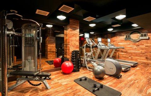 The Jade Hotel Greenwich Village - Hour Fitness Center