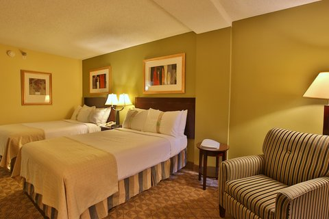 Holiday Inn Hotel & Suites BEAUMONT-PLAZA (I-10 & WALDEN) - Double Bed Guest Room