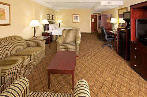 Holiday Inn Hotel & Suites BEAUMONT-PLAZA (I-10 & WALDEN) - Corporate Suite