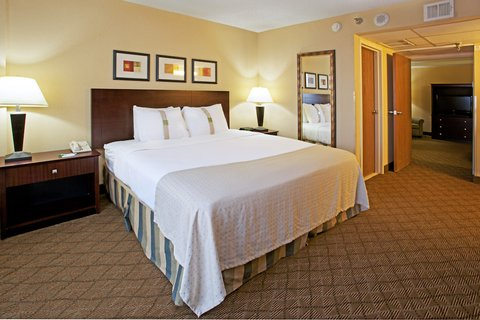 Holiday Inn Hotel & Suites BEAUMONT-PLAZA (I-10 & WALDEN) - King Room