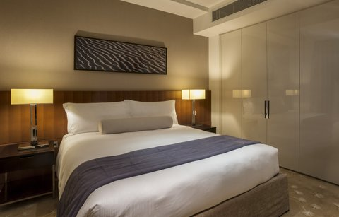 InterContinental RESIDENCE SUITES DUBAI F.C. - Guest Room