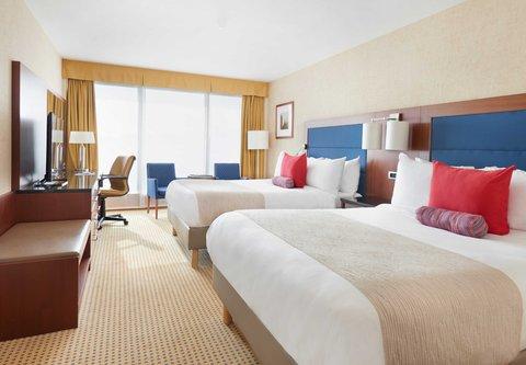 根特万豪酒店 - Queen Queen Guest Room