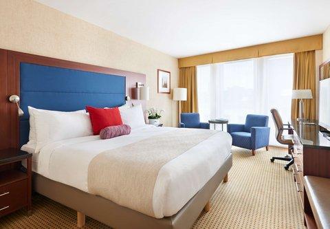根特万豪酒店 - Guest Room