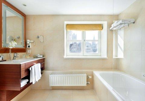 根特万豪酒店 - River View Guest Room Bathroom