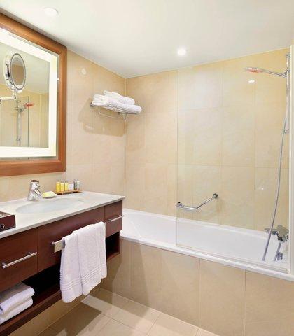 根特万豪酒店 - Guest Room Bathroom
