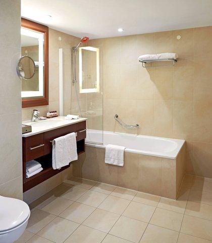 根特万豪酒店 - Guest Room - Bathroom