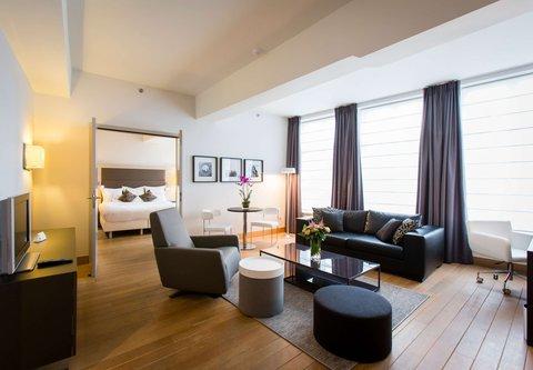 根特万豪酒店 - Presidential Suite