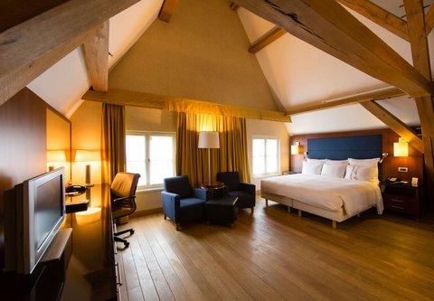 根特万豪酒店 - Junior Suite