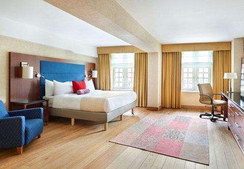 根特万豪酒店 - River View Junior Suite