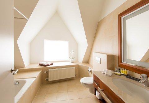根特万豪酒店 - Honeymoon Suite - Bathroom