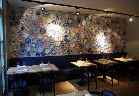 根特万豪酒店 - Coeur d Artichaut - Dining Area