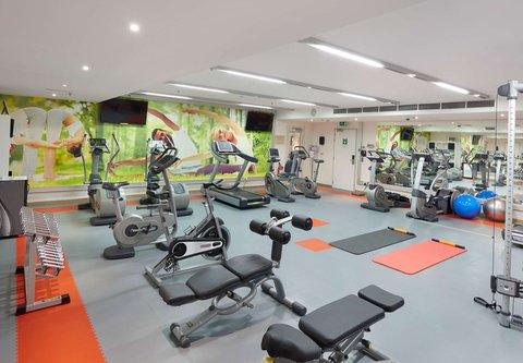 根特万豪酒店 - Fitness Center