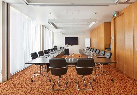 根特万豪酒店 - De Zwaene Meeting Room