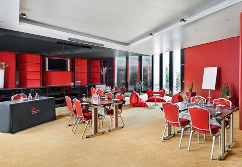根特万豪酒店 - Poppi Meeting Room