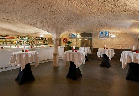 根特万豪酒店 - Brixx Cellar Lounge - Event Setup