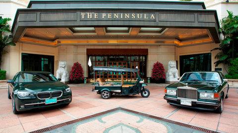 โรงแรมเพนนินซูล่า กรุงเทพ - Transportation