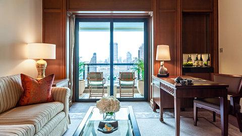 โรงแรมเพนนินซูล่า กรุงเทพ - Balcony Room