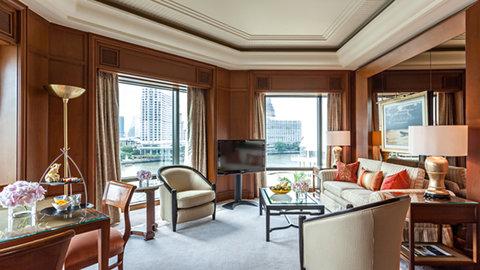 โรงแรมเพนนินซูล่า กรุงเทพ - Deluxe Suite