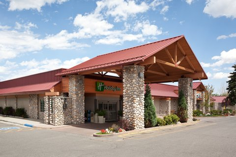 Holiday Inn at Buffalo Bill Village