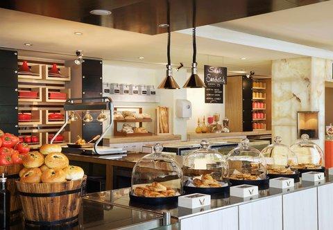 فندق ماريوت هاربر دبي - Counter Culture Caf