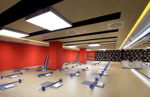 Holiday Inn BILBAO - Health Club