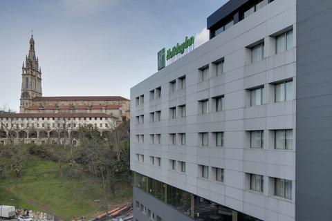 Holiday Inn BILBAO - Hotel Exterior