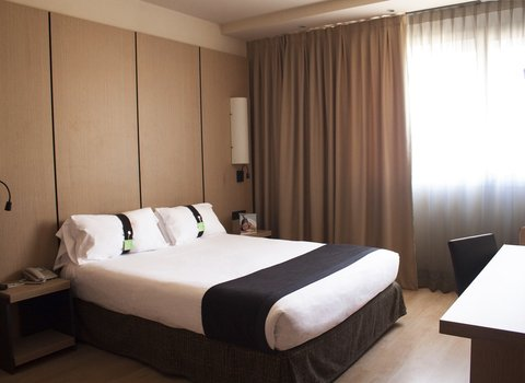Holiday Inn BILBAO - Queen Bed Guest Room