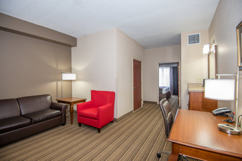 Country Inn & Suites By Carlson, Gainesville, FL - One Bedroom King Suite