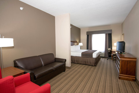 Country Inn & Suites By Carlson, Gainesville, FL - King Studio Suite