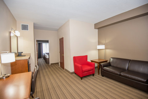 Country Inn & Suites By Carlson, Gainesville, FL - One Bedroom QQSuites