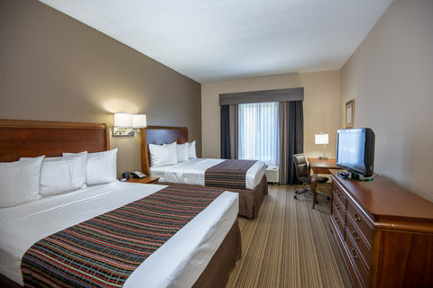 Country Inn & Suites By Carlson, Gainesville, FL - Std QQRoom