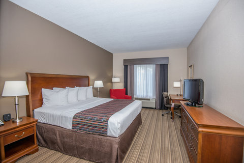 Country Inn & Suites By Carlson, Gainesville, FL - Std King Room