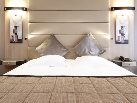 Novotel Brussels Midi - Guest Room