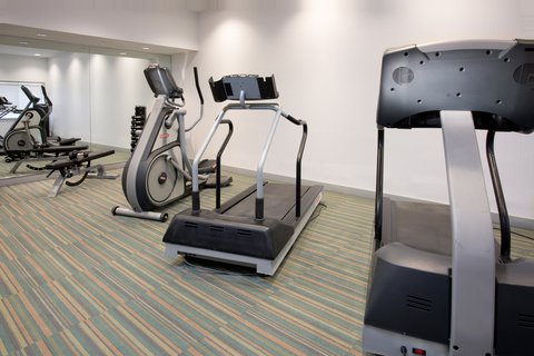 Holiday Inn Express NASHVILLE AIRPORT - New Hotel Fitness Center