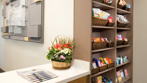 Holiday Inn Express NASHVILLE AIRPORT - Hotel Front Desk Pantry